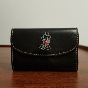 COACH Mickey Key Case (DISNEY x COACH)